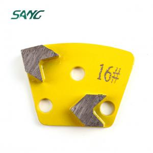 diamond grinding block, diamond grinding pads