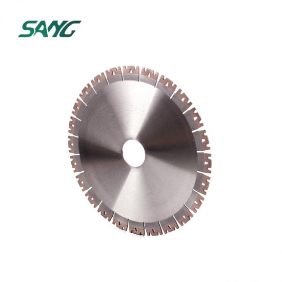 Diamond Cutting Blade; Saw Blades; China Steel Saw Blade Disc