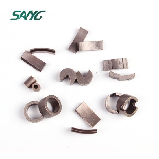 diamond core bit segments korea,core bit segment for drilling
