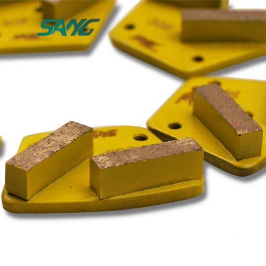 Syntec trapezoid diamond wings supplier